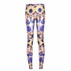 9a12ad9d1bd98 The Pandorica Women's Leggings Printed Yoga Pants Workout