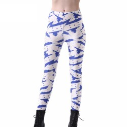 Honduras Flag Women's Leggings Printed Yoga Pants Workout