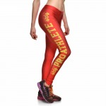 Pro Athlete Women's Leggings Printed Yoga Pants Workout