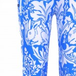 Brer Rabbit Women's Leggings Printed Yoga Pants Workout