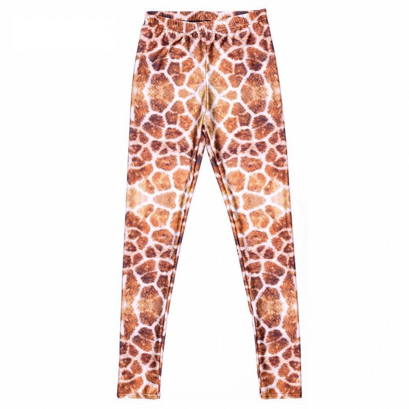 437e36ba163b8 Giraffe Women's Leggings Printed Yoga Pants Workout