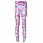 Candy Hearts Women's Leggings Printed Yoga Pants Workout