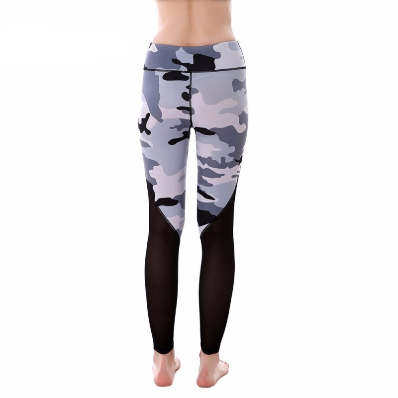 New Womens Camo Workout Pants  Perfect Gray Womens Camo ...