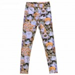 Adorable Little Kittens Women's Leggings Printed Yoga Pants Workout