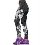 Panther Women's Leggings Yoga Workout Capri Pants