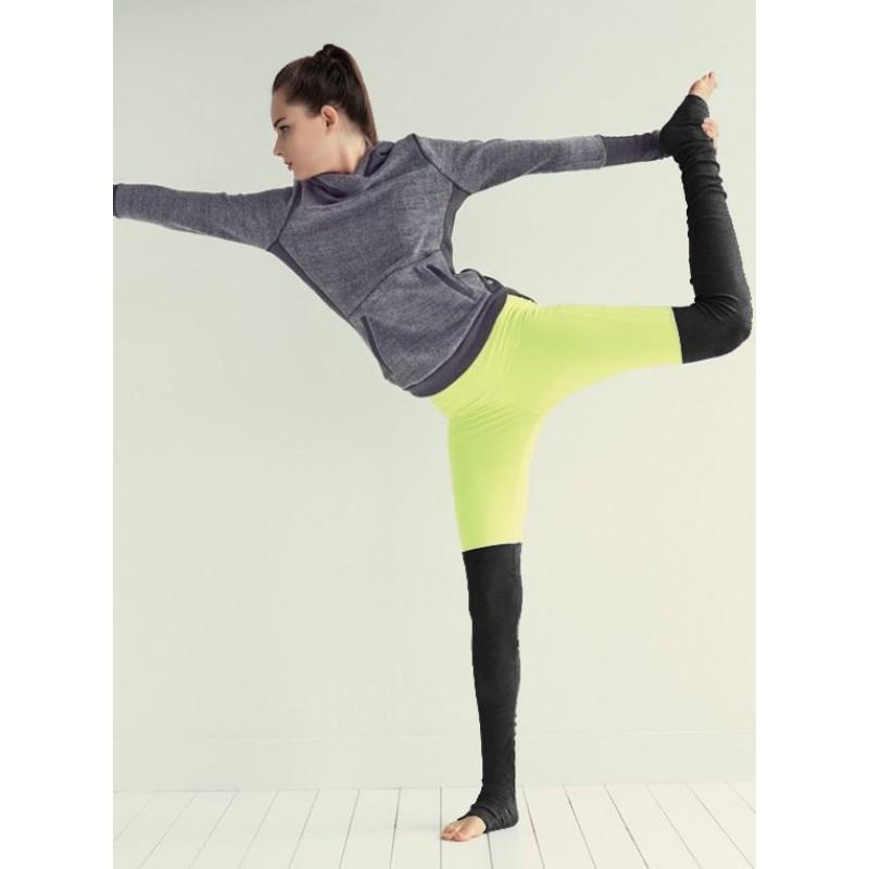 Leg Warmer Womenu0026#39;s Leggings Printed Yoga Pants Workout
