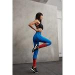 Spiderman Civil War Women's Leggings Yoga Workout Capri Pants Compression Tights