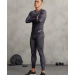 Black Panther Civil War Men's Leggings Compression Tights