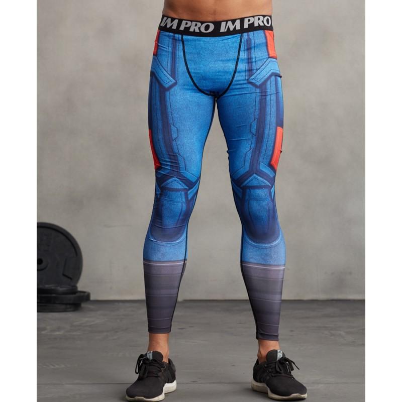 4e294e23c4400 Men's Leggings - Compression Tights & Pants - Meggings