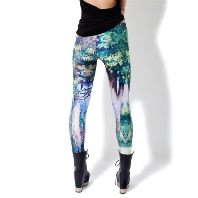 62b1e70d42bc7 Alice in Wonderland Women's Leggings Yoga Workout