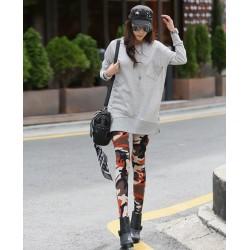 Camouflage Women's Leggings Yoga Workout Pants