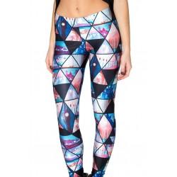 Cinderella Women's Leggings Printed Yoga Pants Workout