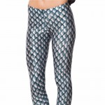 Dragon Scales Women's Leggings Printed Yoga Pants Workout