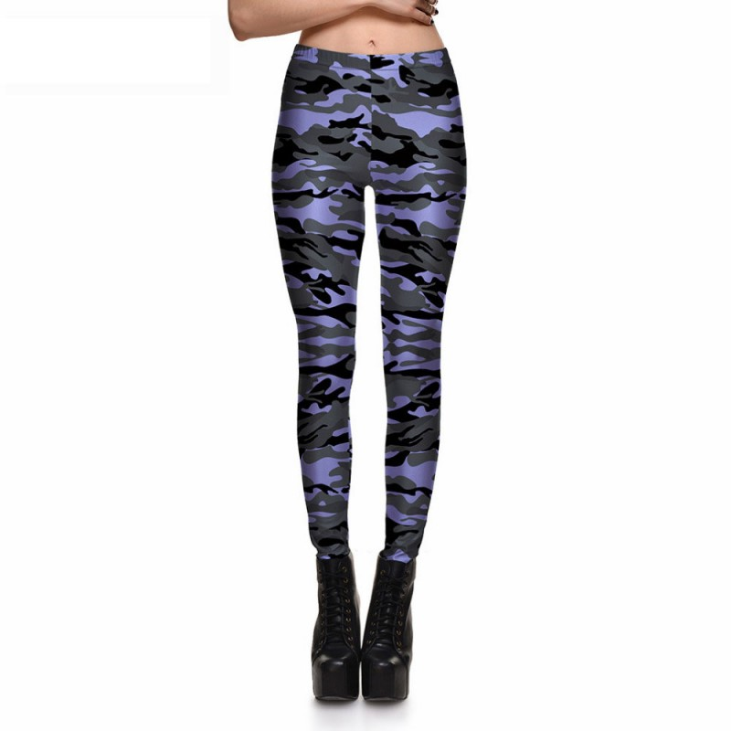 Simple  About Womens Ladies Army Woodland Forest Camo Yoga Snug Leggings Pants