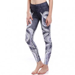 The Kraken Women's Leggings Printed Yoga Pants Workout