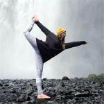 Zigzag Activewear Women's Leggings Printed Yoga Pants Workout
