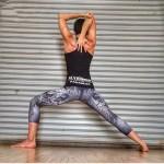 Dragon King Women's Leggings Printed Yoga Pants Workout Capri Activewear