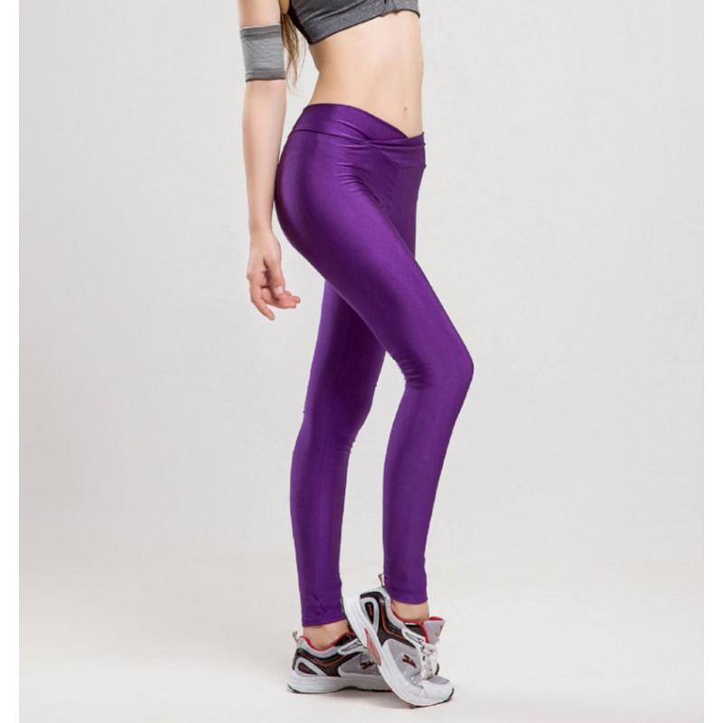 Shiny Black Yoga Leggingsrevue Anal Sex-3540