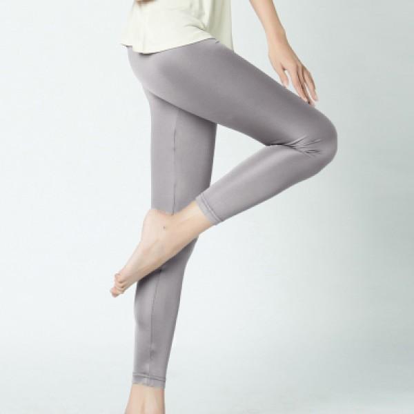 Silk Women's Leggings Printed Yoga Pants Workout