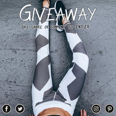 We're having a giveaway!